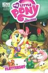 My Little Pony: Micro-Series: #4: Fluttershy