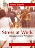 Stress at Work Management and Prevention - Jeremy Stranks.pdf