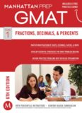 Guide 1 - Fractions Decimals Percent 6th Edition GMAT Manhattan Prep