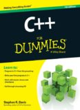C++ For Dummies (7th Edition).