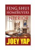 Feng Shui For Homebuyers - Interior: A definitive Guide on Interior Feng Shui for Homebuyers