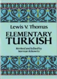 Lewis V Thomas ELEMENTARY TURKISH - Turkish Campus