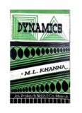 Dynamics Part 2 Constrained Motion till end Impulse Work Energy by M L Khanna for IIT JEE main