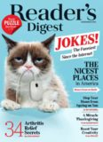 Readers Digest - November 2018  USA