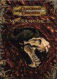 D&D 3.0 - Manuale dei mostri III