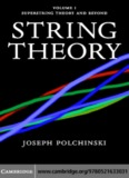 String Theory. Volume 1, Introduction to the Bosonic String