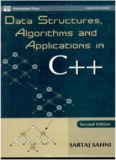 Data Structures, Algorithms And Applications In C++