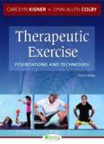 Colby, Lynn Allen  Kisner, Carolyn-Therapeutic exercise