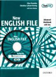 New English File. Advanced. Workbook with key