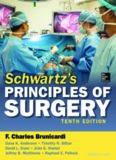 Schwartz's Principles of Surgery, 10th edition