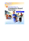 Introduction to Community-Based Nursing, 4th Edition