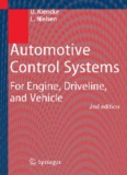 Automotive Control Systems: For Engine, Driveline