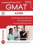Guide 2 - Algebra 6th Edition GMAT Manhattan Prep