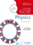 Tom Duncan's and Heather Kennett's 'Cambridge IGCSE Physics'