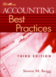 Accounting Best Practices, 3rd Edition