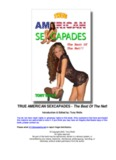 TRUE AMERICAN SEXCAPADES - The Best Of The Net!