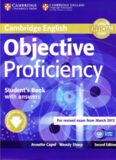 Cambridge English. Objective Proficiency - Second Edition. Student's Book - Part 1