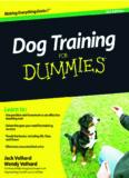 Dog Training For Dummies 3rd Edition