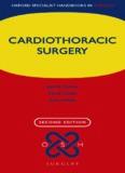 Oxford Specialist Handbook of Cardiothoracic Surgery