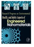 Research Progress on Environmental, Health, and Safety Aspects of Engineered Nanomaterials