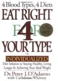Eat Right for your Type - 4 Blood Types, 4 Diets; The individualized Diet Solution to Staying