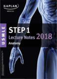 USMLE Step 1 Lecture Notes (Kaplan) 2018: Anatomy