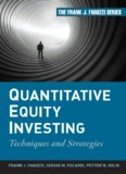 Quantitative Equity Investing: Techniques and - Trading Software