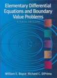 Elementary Differential Equations and Boundary Value Problems , 8th Edition