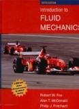 Fluid Mechanics Book by Robert Fox.