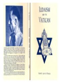 Judaism and the Vatican - Catholic Apologetics Information