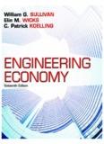 Engineering Economy, 16th Edition by William G. Sullivan and Elin M. Wicks.pdf