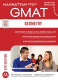 Guide 4 - Geometry 6th Edition GMAT Manhattan Prep