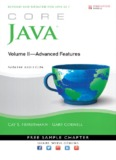 Core Java® Volume II—Advanced Features - Pearsoncmg