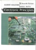 Electronic Principles 7th edition by Albert Malvino and David Bates