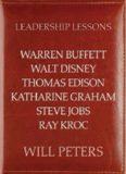 Leadership Lessons: Warren Buffett, Walt Disney, Thomas Edison, Katharine Graham, Steve Jobs