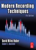 Modern Recording Techniques, Seventh Edition (Book)