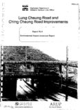Lung Cheung Road and Ching Cheung Road Improvements
