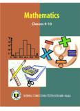Mathematics Class 9-10