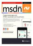 Create mobile apps with HTML5, JavaScript and Visual Studio