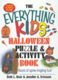 Everything Kids' Halloween Puzzle And Activity Book: Mazes, Activities, And Puzzles for Hours