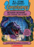 Give Yourself Goosebumps 1 - escape from the carnival of horrors