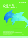 GCSE (9-1) Mathematics - Edexcel, BTEC, LCCI and EDI