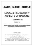 jaiib made simple legal & regulatory aspects of banking