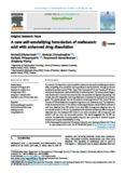 A new self-emulsifying formulation of mefenamic acid with enhanced drug dissolution