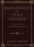 Reminiscences of a Stock Operator (pdf)