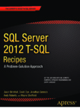 SQL Server 2012 T-SQL Recipes