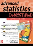 Advanced Statistics Demystified - Wikispaces