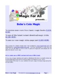 Bobo's Coin Magic - Learn Free Magic Tricks - The Hottest