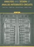 Analysis and Design of Analog Integrated Circuits, 5th - U-Cursos