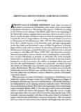 345 Kristni saga and its sources KRISTNI SAGA AND ITS SOURCES